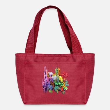 Coral Coral - Lunch Bag
