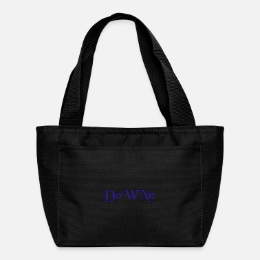 Down Down - Lunch Bag