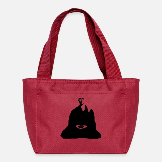 Meditation Bags & Backpacks - Meditation - Lunch Box red