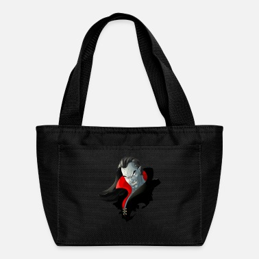 Count Count Dracula Vampire Monster - Lunch Bag