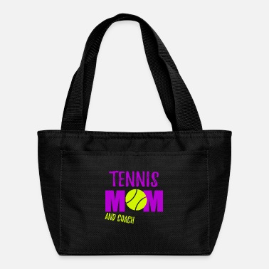 Tennis Game Tennis mom and coach gift sport - Lunch Bag