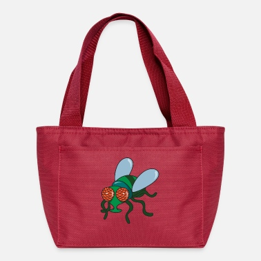 Fly Fly Insect - Lunch Bag