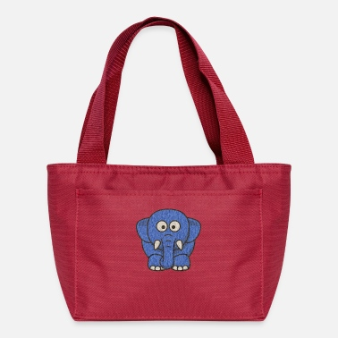elephant - Lunch Bag