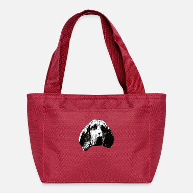 Bloodhound Bloodhound Face - Lunch Bag