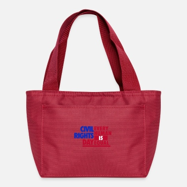 Civil Rights Civil Rights Day - Lunch Bag