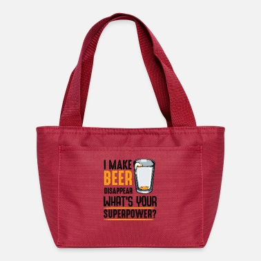 Hop I Make Beer What's Your Superpower? Gift - Lunch Box