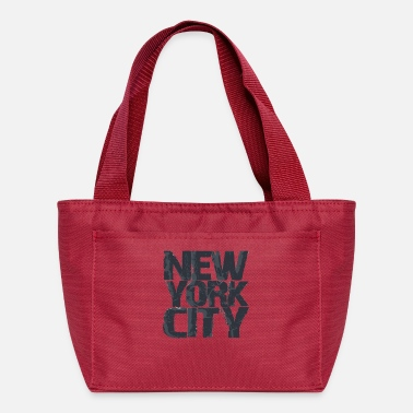 Nyc Statue Of Liberty New York Skyline Night NYC Gift - Lunch Box