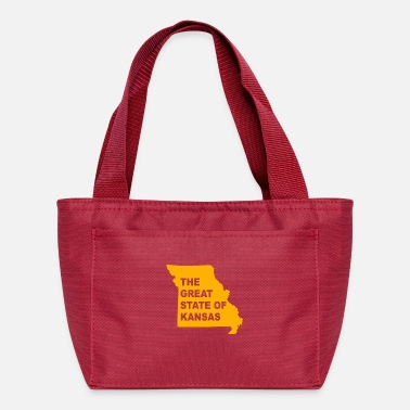 Long The Great State of Kansas - Lunch Box