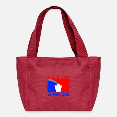 Present Idea Beerpong Champions present idea - Lunch Bag