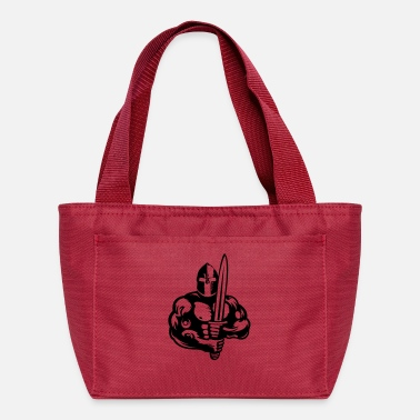 Trojan Spartan Warrior 001 - Lunch Bag
