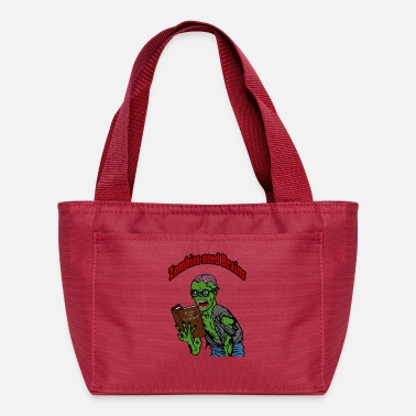 Zombie Nerd - Lunch Bag