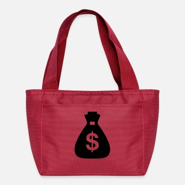 Greenback money bag - Lunch Bag