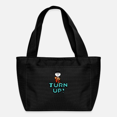 Turn On Turn Up - Lunch Bag