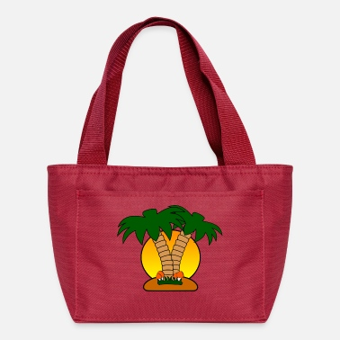 Island island - Lunch Bag