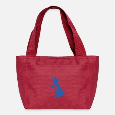Uk UK MAP - Lunch Bag