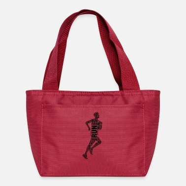 Running run - running apparel - Lunch Box