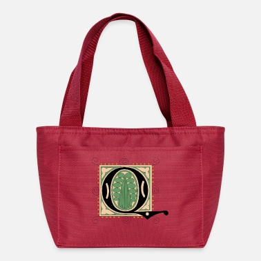 Font font - Lunch Bag