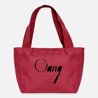 Gang gang - Lunch Bag