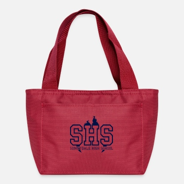 Sunnydale High School logo merch - Lunch Bag