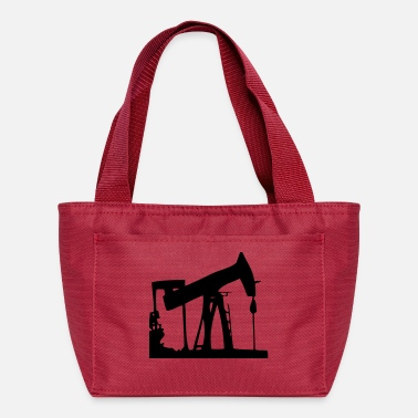 Oil oil rig - Lunch Box