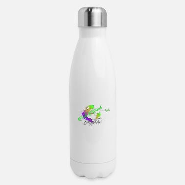 Travel Pretty T Travels - Insulated Stainless Steel Water Bottle