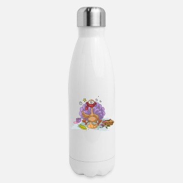 Turkey turkey - Insulated Stainless Steel Water Bottle