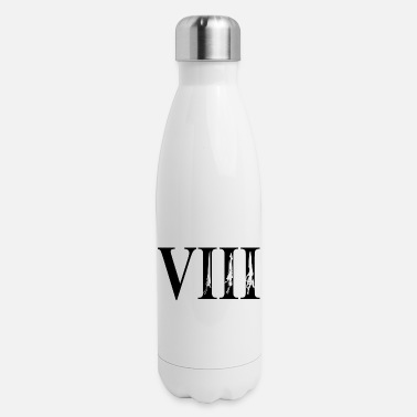 Final Fantasy Viii Final VIII - Insulated Stainless Steel Water Bottle
