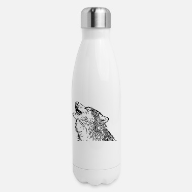 Quadrat Wolf - Insulated Stainless Steel Water Bottle