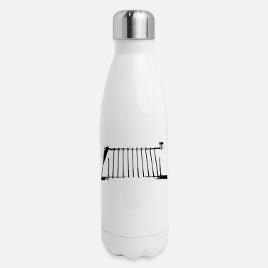 Gate gate - Insulated Stainless Steel Water Bottle