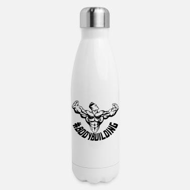 Tag bodybuilding tag - Insulated Stainless Steel Water Bottle