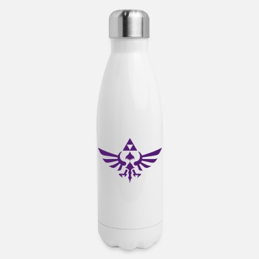 Triforce Crest - Insulated Stainless Steel Water Bottle