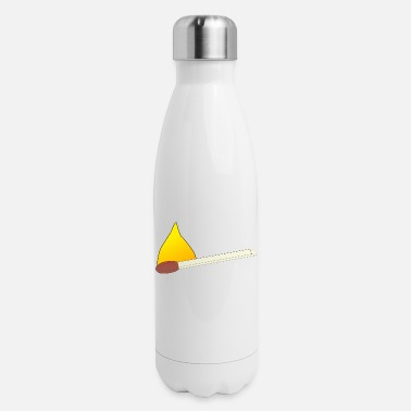 Match match - Insulated Stainless Steel Water Bottle