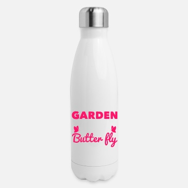 Garden Garden Gardener Gardening - Insulated Stainless Steel Water Bottle