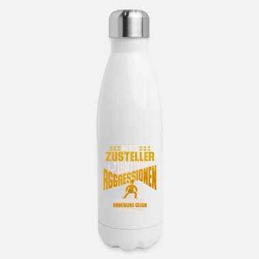 Post post man - Insulated Stainless Steel Water Bottle