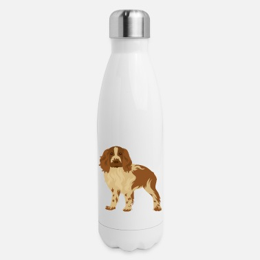Springer Spaniel Mom Springer Spaniel - Insulated Stainless Steel Water Bottle