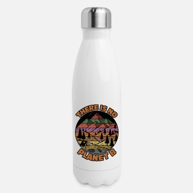 Global There Is No Planet B Earth Day - Insulated Stainless Steel Water Bottle