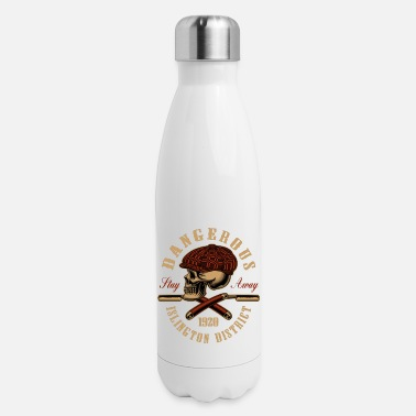 Bad Peaky Blinders - Insulated Stainless Steel Water Bottle