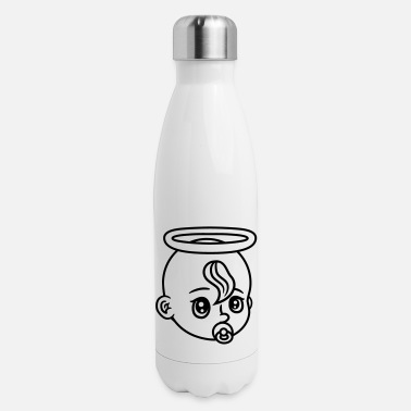 Ángel angels, angels, angels, angels, angels, angels, an - Insulated Stainless Steel Water Bottle