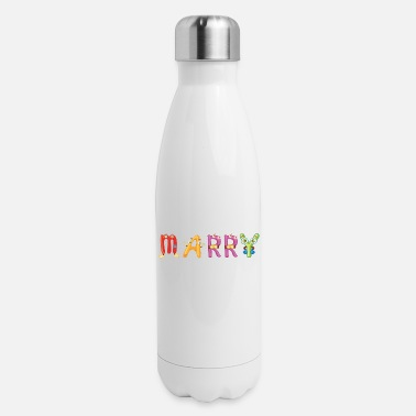 Marry Marry - Insulated Stainless Steel Water Bottle