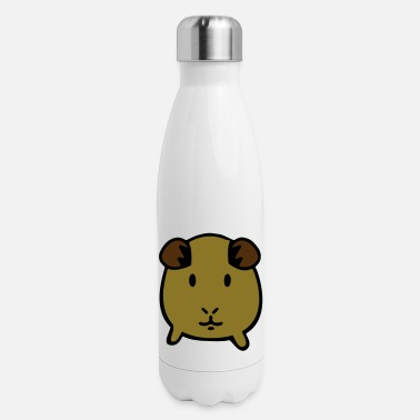 Guinea Pig guinea pig - Insulated Stainless Steel Water Bottle