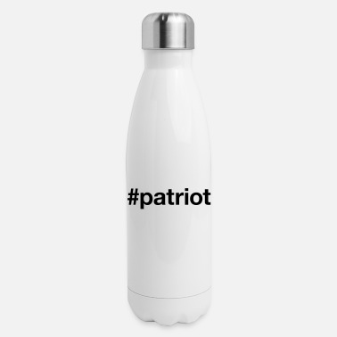 Patriot PATRIOT - Insulated Stainless Steel Water Bottle
