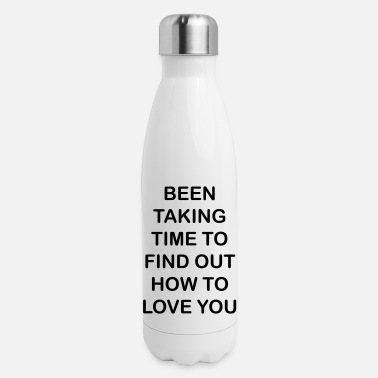 Love You Love You - Insulated Stainless Steel Water Bottle
