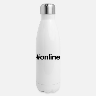 Online ONLINE - Insulated Stainless Steel Water Bottle