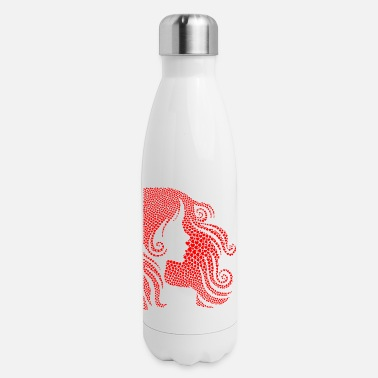 Female Female - Insulated Stainless Steel Water Bottle