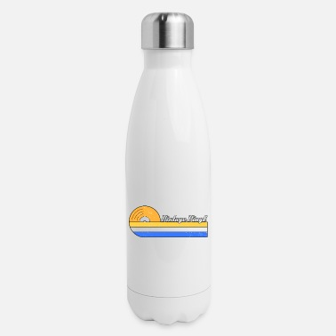 Vintage Vinyl - Insulated Stainless Steel Water Bottle