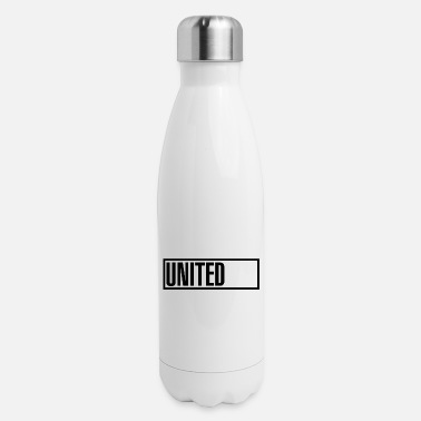 United United - Insulated Stainless Steel Water Bottle