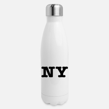 Ny NY - Insulated Stainless Steel Water Bottle