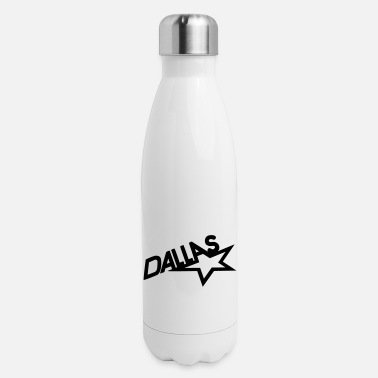 Stars Dallas Star - Insulated Stainless Steel Water Bottle