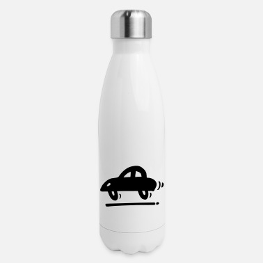 Car car - Insulated Stainless Steel Water Bottle