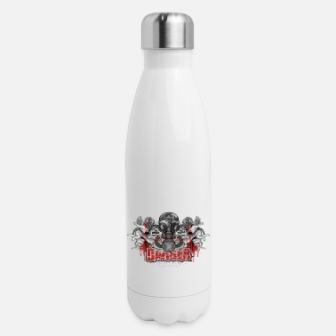 Apocalypse Danger - Insulated Stainless Steel Water Bottle